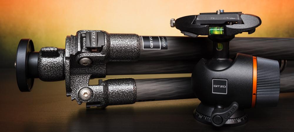 Gitzo GT2541 e Gitzo GH2781QR