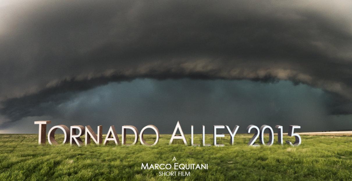 Tornado Alley 2015 short-film