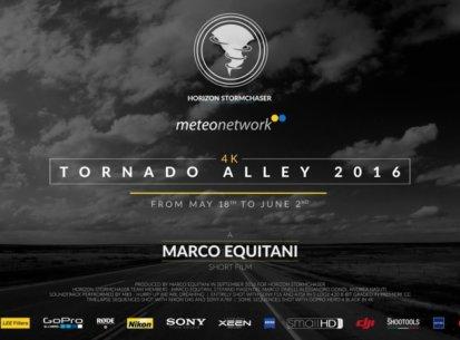 Tornado Alley 2016 4K