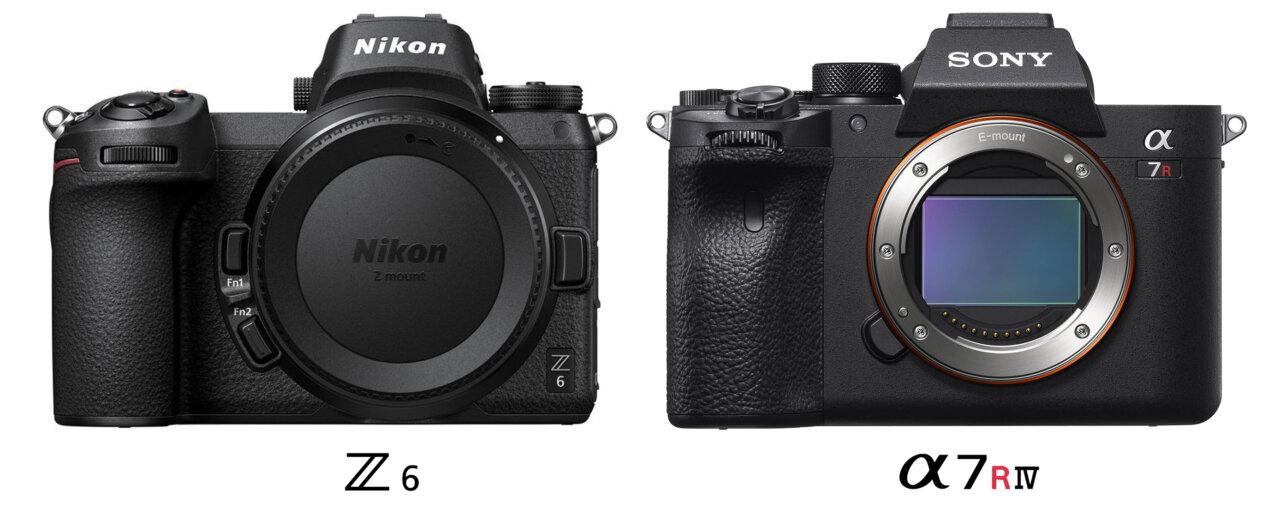 Nikon Z6 e Sony A7RIV, new entry!